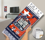 1999 MLB All-Star Game Mega Ticket, Red Sox Host - MVP Pedro Martinez, Red Sox