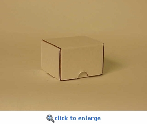 200 Count Corrugated Cardboard Card Box (Bundle of 25)