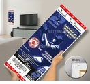 2004 World Series Mega Ticket - Boston Red Sox