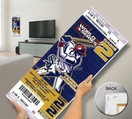 2005 World Series Mega Ticket - Chicago White Sox