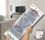 2006 NHL Stanley Cup Mega Ticket - Carolina Hurricanes