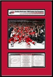 2006 NHL Stanley Cup Champions Frame - Carolina Hurricanes