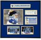 2008 NHL Winter Classic Ticket Frame - Sabres