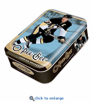 2009/10 Upper Deck O-Pee-Chee NHL Tin (13 Packs)