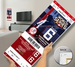 2009 World Series Mega Ticket - New York Yankees