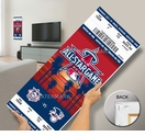 2010 MLB All-Star Game Mega Ticket, Angels Host - MVP Brian McCann, Braves