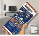 2010 World Series Mega Ticket - San Francisco Giants