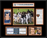 2010 World Series Ticket Frame - San Francisco Giants