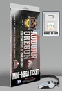 2011 BCS Championship Game Mini-Mega Ticket - Auburn Tigers