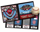 2011 MLB All-Star Game Ticket Album