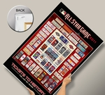 2011 MLB All-Star Game Tickets to History Canvas Print - Diamondbacks