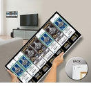 2011 NHL Stanley Cup Final Commemorative Tickets To History Canvas Print - Boston Bruins