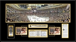 2011 NHL Stanley Cup Final Panoramic Ticket Frame - Boston Bruins