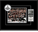 2012 NHL Stanley Cup Final 8x10 Photo and Ticket Frame - Los Angeles Kings Champions