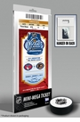 2012 NHL Winter Classic Mini-Mega Ticket - Rangers vs Flyers