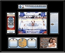 2012 NHL Winter Classic Ticket Frame - Rangers vs Flyers