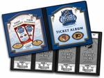 2012 NHL Winter Classic Ticket Album - Rangers vs Flyers