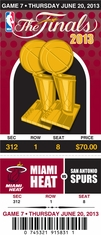 2013 NBA Finals - Miami Heat Champions
