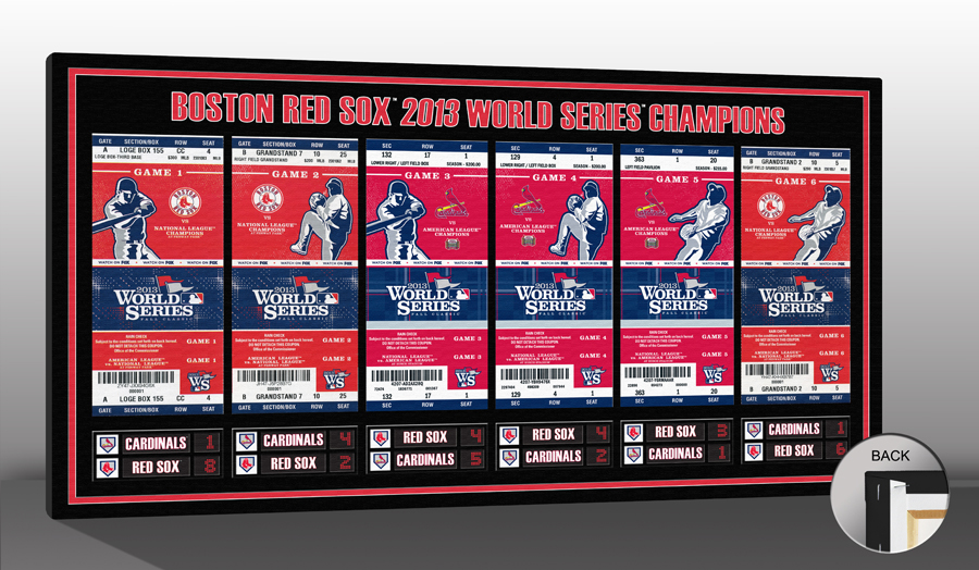 There's still a chance you can snag significantly cheaper, face-value tickets for the Fenway games directly from the Red Sox, if you've got lots of spare time and some luck on your side this week.