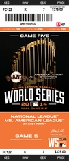 2014 MLB World Series - Royals vs Giants