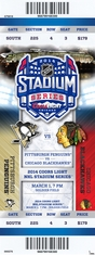 2014 NHL Stadium Series - NY, LA, Chicago