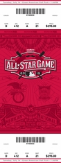 2015 MLB All-Star Game - Cincinnati Reds Host