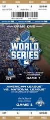 2015 World Series Champs Kansas City Royals
