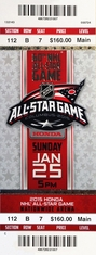 2015 NHL All-Star Game - Columbus Blue Jackets