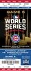 2016 World Series - Cubs vs Indians