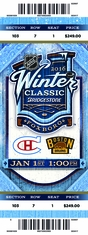 2016 NHL Winter Classic - Canadiens vs Bruins