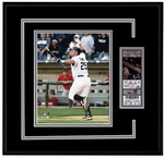 8x10 Photo & Ticket Frame