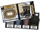 Anaheim Ducks Ticket Album