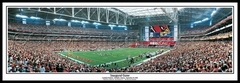 Arizona Cardinals Inaugural Game - Cardinals Stadium (9/10/06) Panoramic Photo