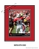 Arizona Cardinals Personalized Quarterback Action Print