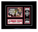 Arizona Diamondbacks 4x6 Photo and Ticket Frame