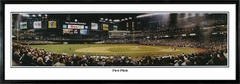 Arizona Diamondbacks First Pitch - BankOne Ballpark (3/31/98) Panoramic Photo