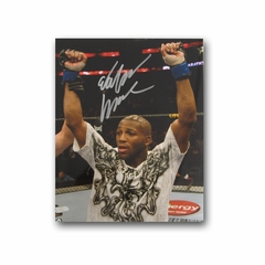 "Autographed John ""Doomsday"" Howard 8X10 Photo"