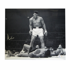 Autographed Muhammad Ali 20X24 Unframed Photo