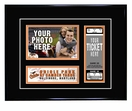 Baltimore Orioles 4x6 Photo and Ticket Frame