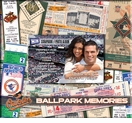 Baltimore Orioles 8 x 8 Ticket & Photo Album Scrapbook