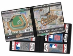 Baltimore Orioles Ticket Album
