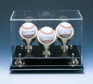 MLB Baseball Display Cases
