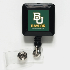 Baylor Bears Retractable Ticket Badge Holder