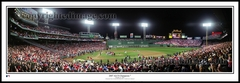 Boston Red Sox ALCS Champions - (10/21/07) Panoramic Photo
