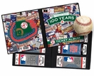 Boston Red Sox Fenway Park 100th Anniversary Ticket Album