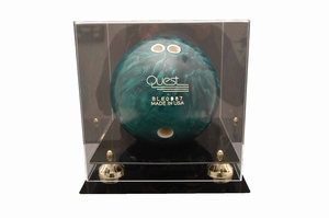 Bowling Ball Display Case