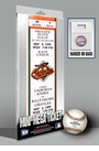 Cal Ripken Jr 2,131 Mini-Mega Ticket - Baltimore Orioles