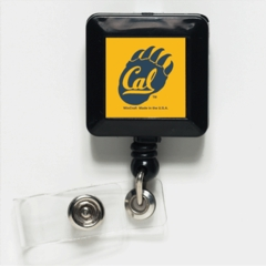 California Golden Bears Retractable Ticket Badge Holder