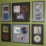 CD & Album Frames