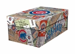 Chicago Cubs MLB Souvenir Ticket Photo Box